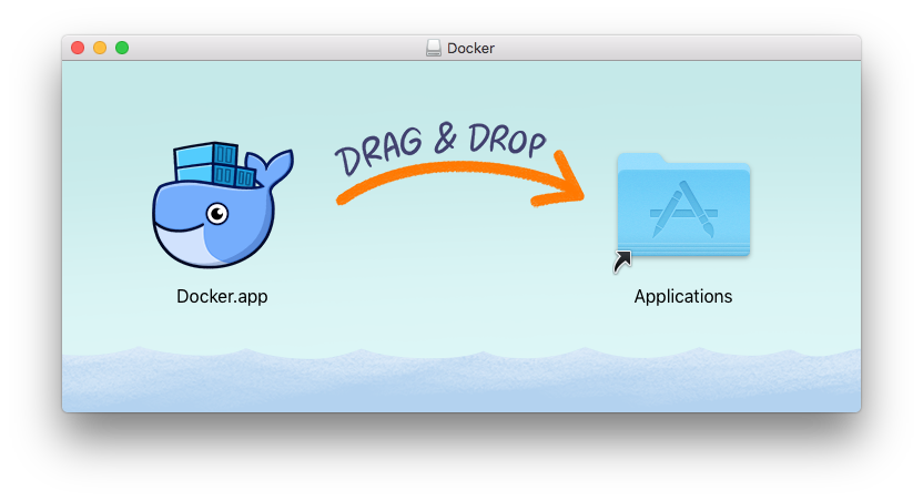 HOW TO USE DOCKER ON MAC