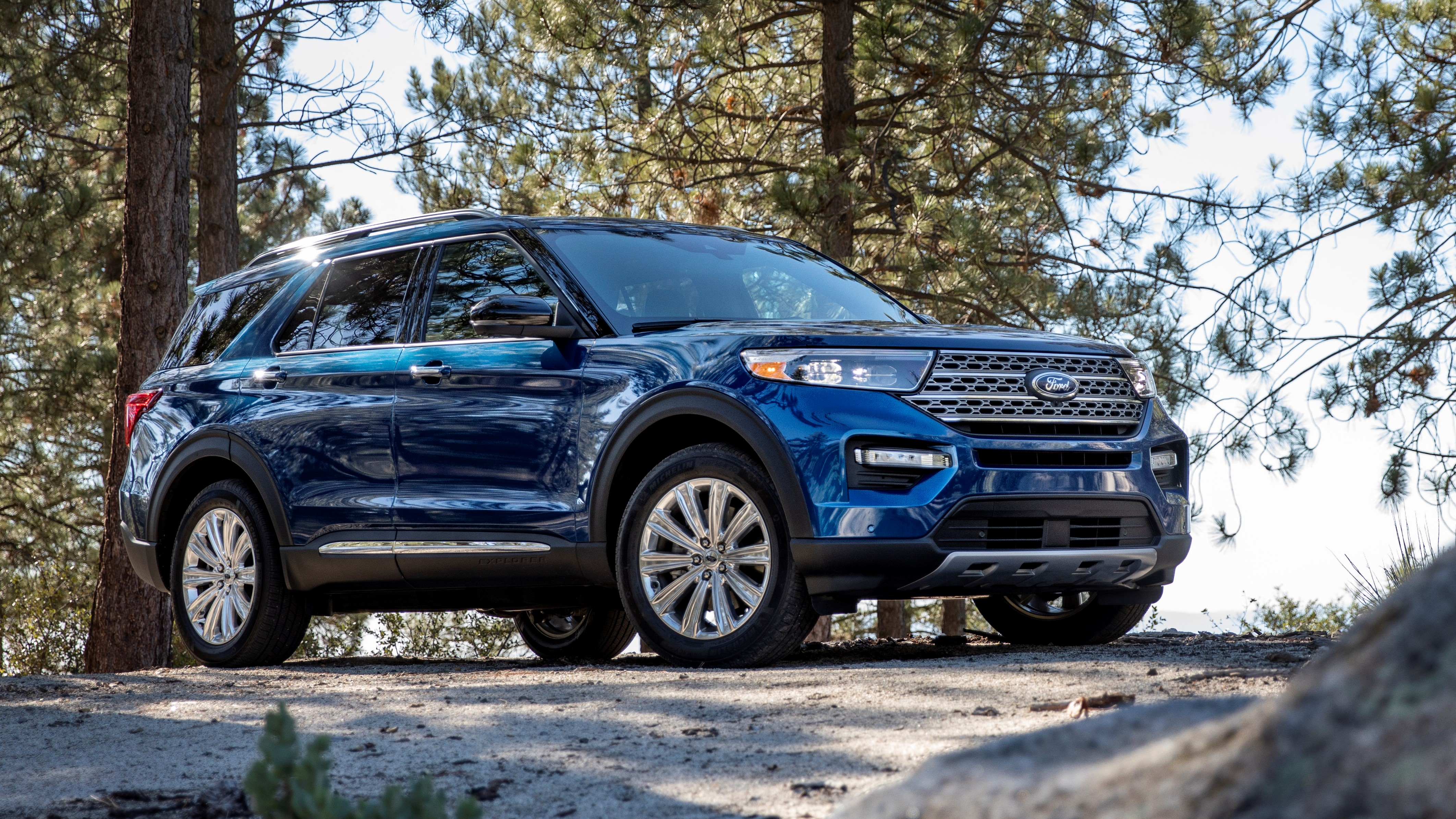 A new 'calm' setting on the 2020 Ford Explorer is a peaceful addition