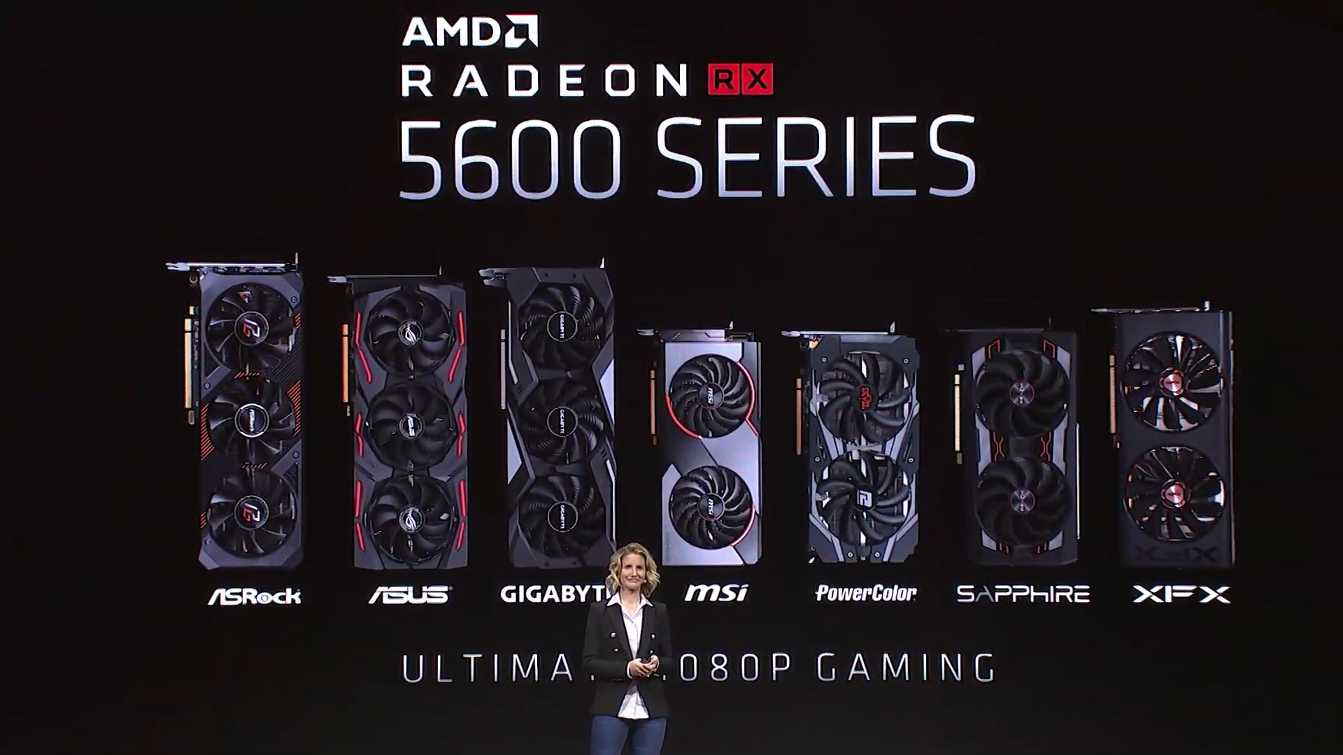 AMD's RX 5600 XT gets a speed boost to answer Nvidia's big RTX 2060 price cut