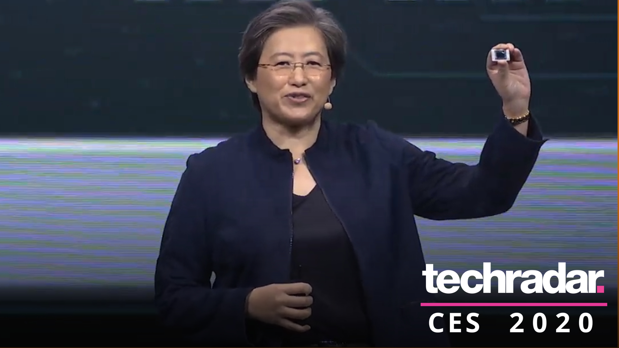 AMD takes on Intel at CES 2020 with Ryzen 4000 mobile CPUs for laptops