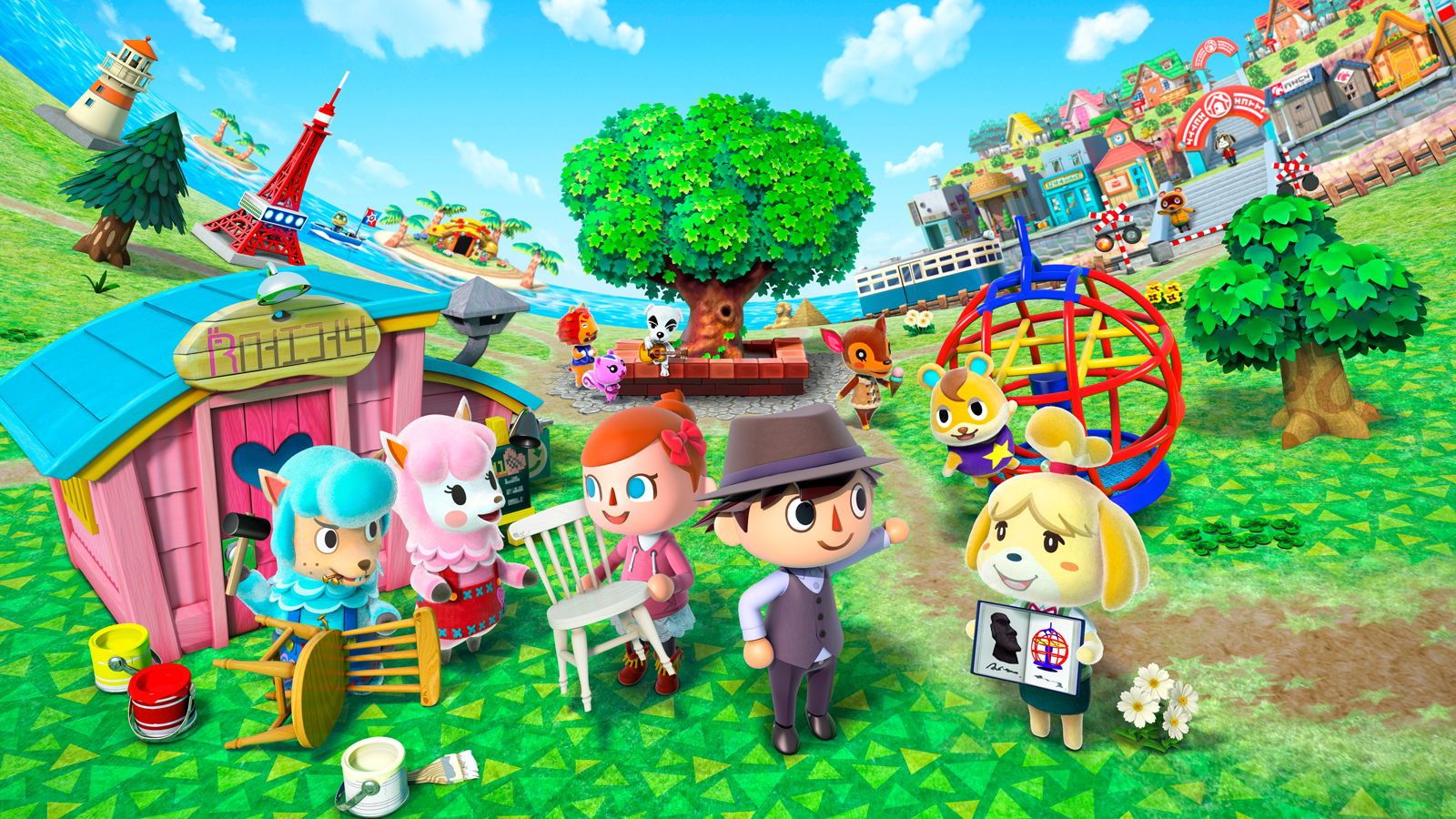 Animal Crossing New Horizons patch fixes major issue for Nintendo Switch islanders