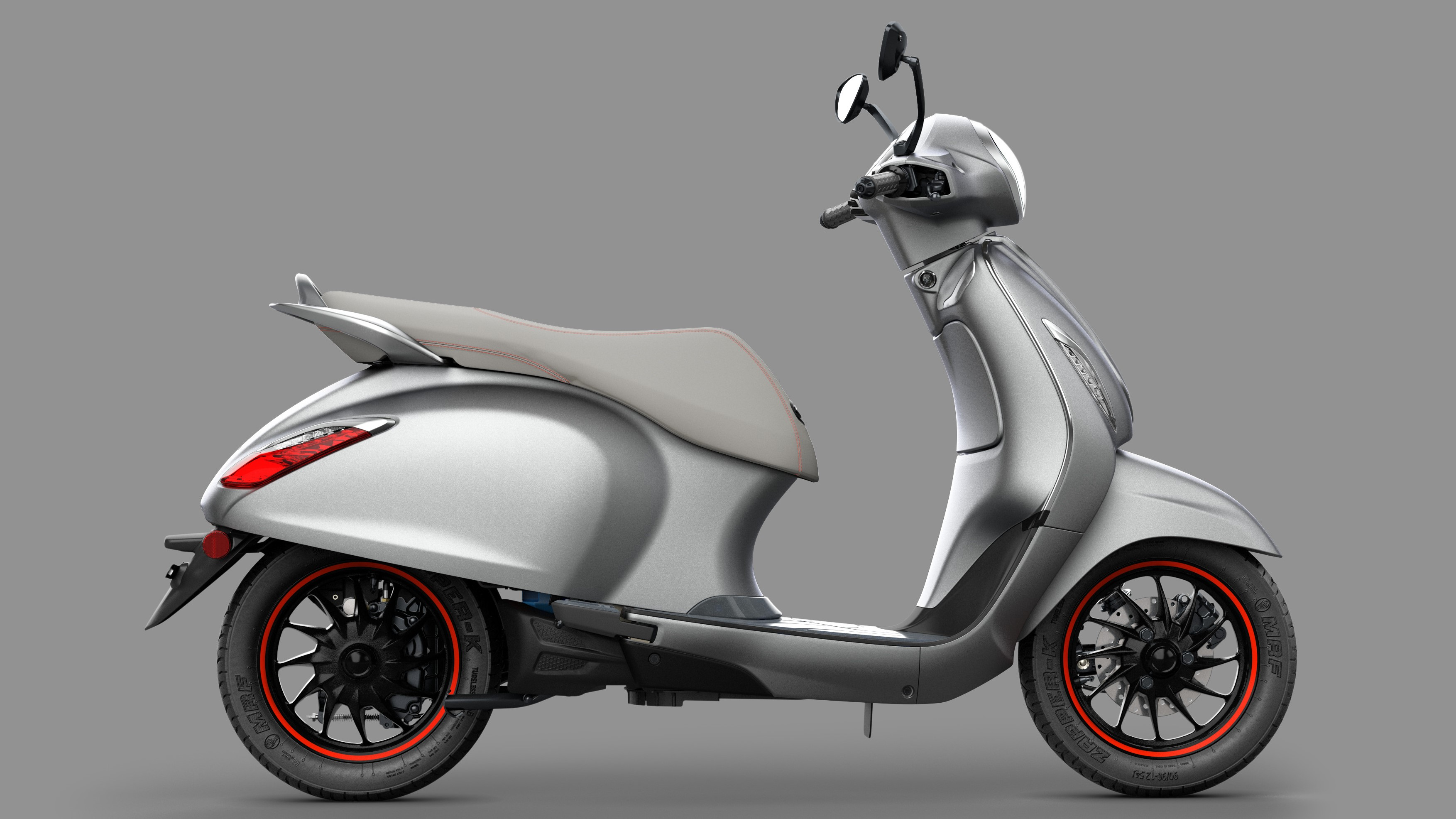 Bajaj enters the electric scooter segment with the new Chetak