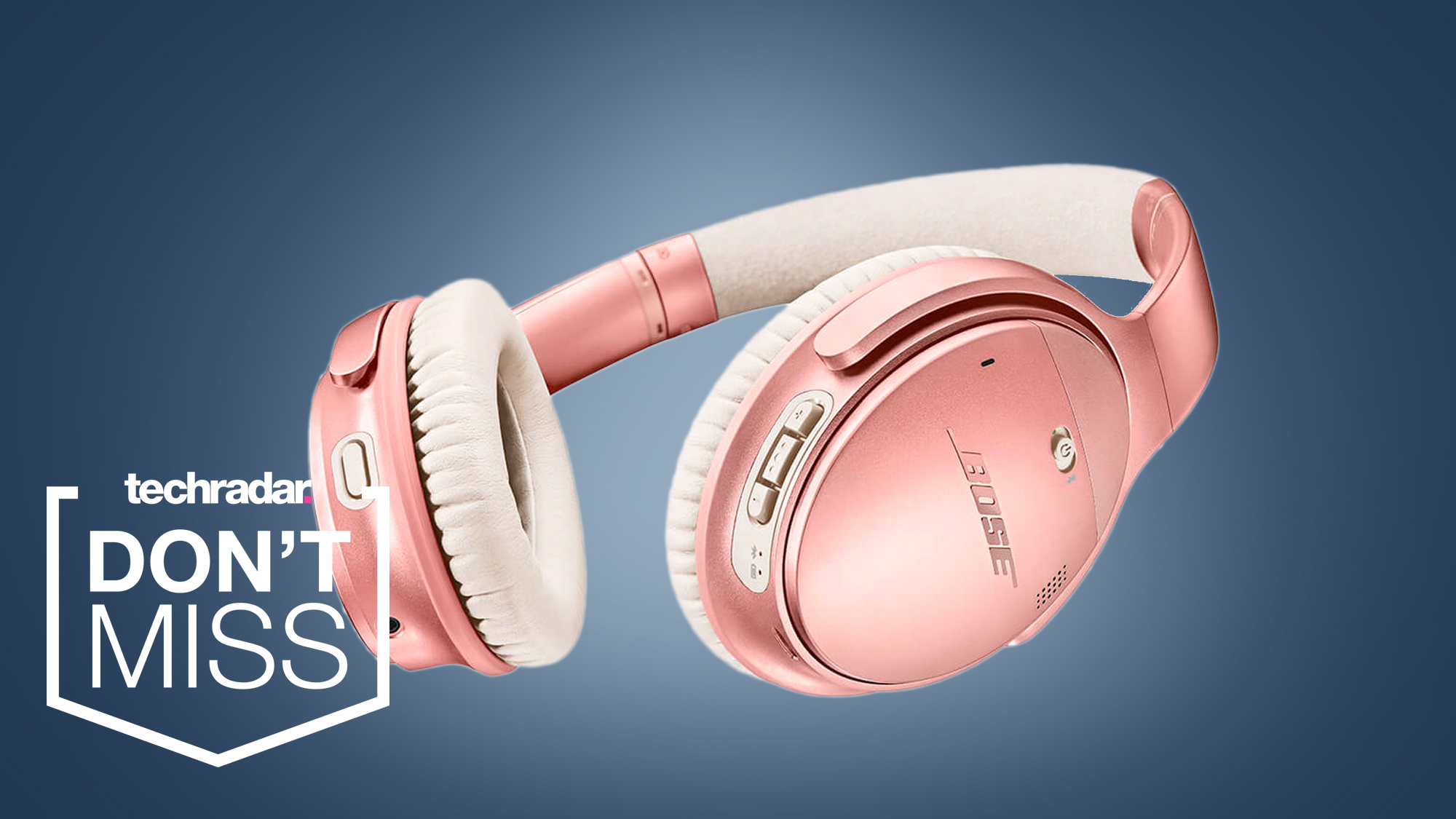 Bose's excellent noise-cancelling headphones plummet to lowest-ever price