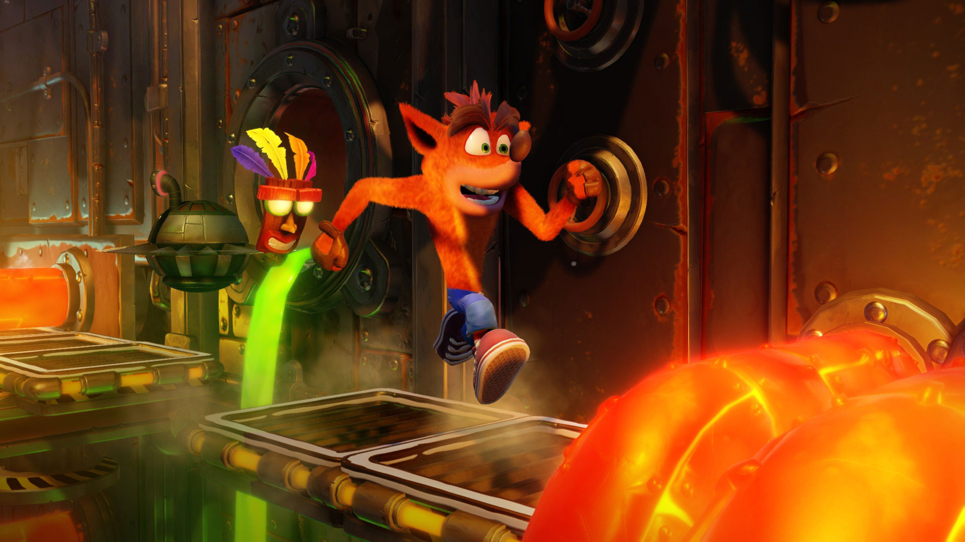 Crash Bandicoot could spin onto mobile