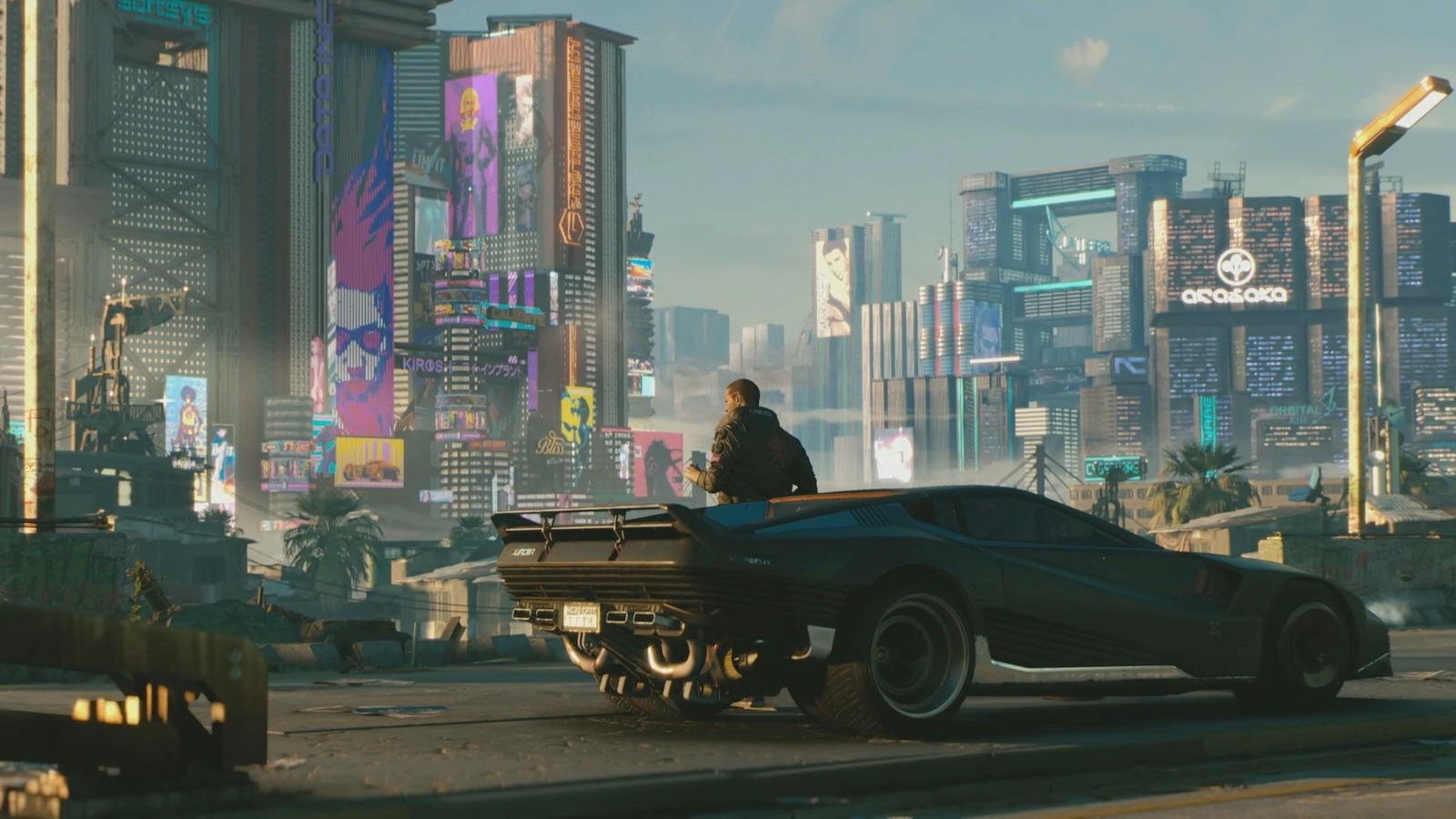 Cyberpunk 2077 multiplayer is at least two years away