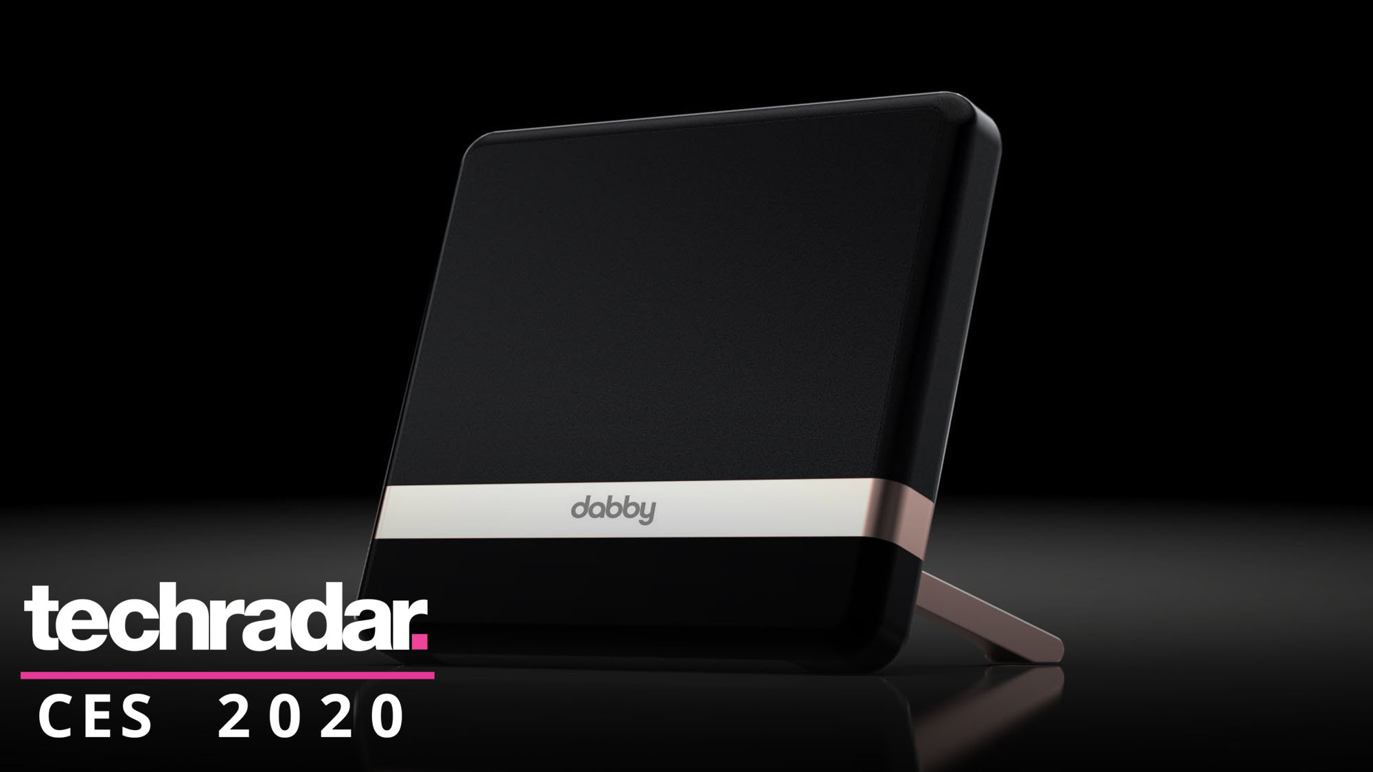 Dabby, the streaming device that merges Netflix and other services, debuts at CES 2020