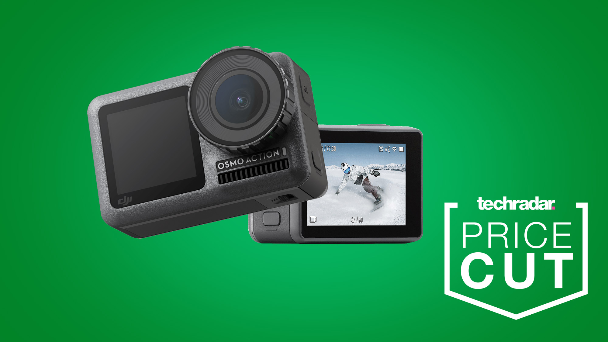 DJI Osmo Action receives amazing price drop in latest action camera deals