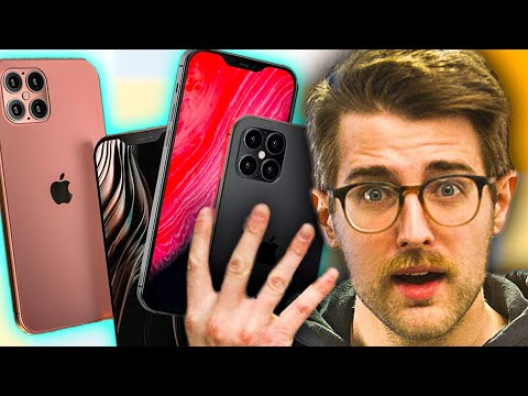 FOUR New iPhones!?