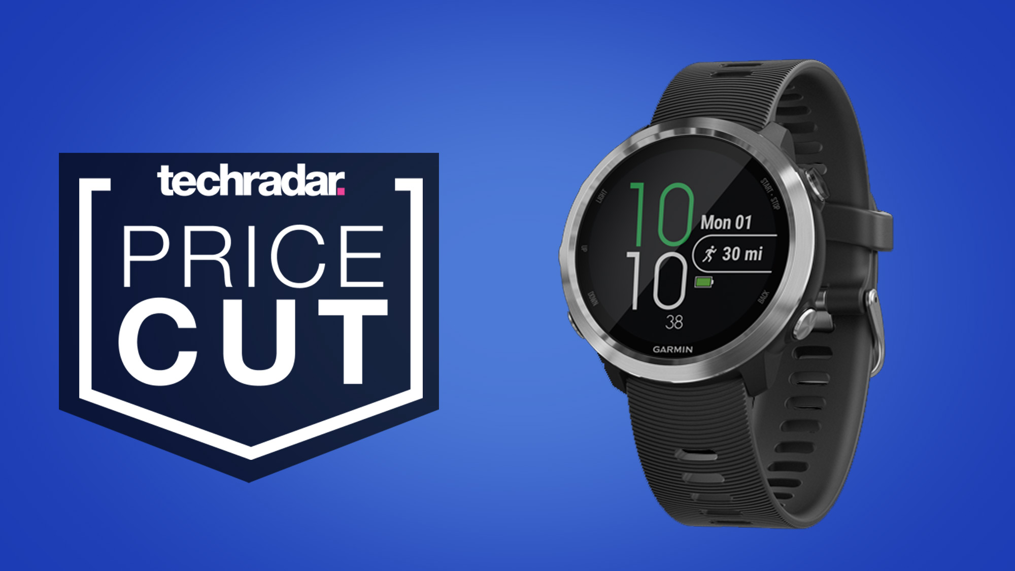 Garmin Forerunner 935 multi-sport watch is almost half off at Rebel Sport
