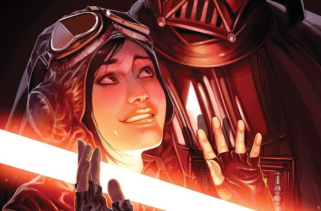 How new Star Wars icon Doctor Aphra was created