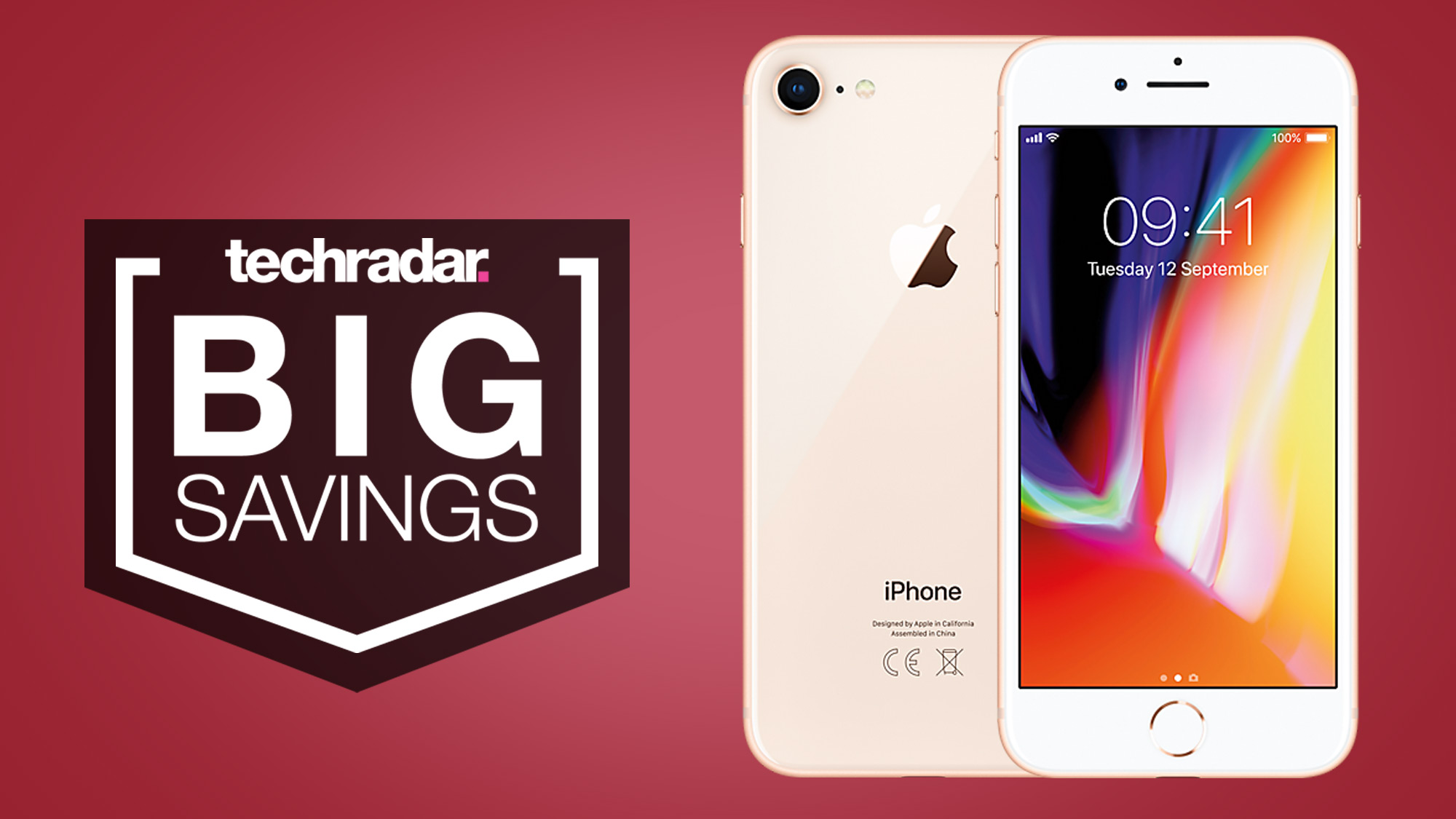 iPhone 8 deals look like the perfect cheap iPhone right now with prices from £20/pm