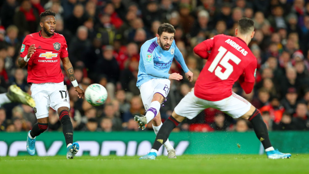 Man City vs Man United live stream: how to watch Carabao Cup 2020 semi-final derby from anywhere