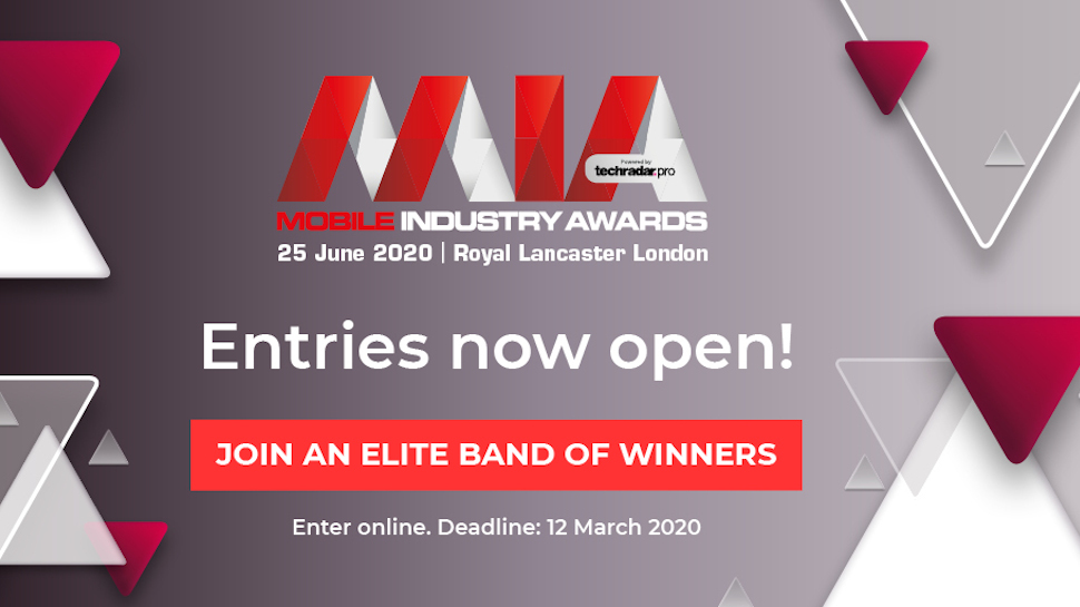 Mobile Industry Awards 2020 - Entries open now!