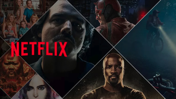 Netflix lowers streaming quality in Europe to reduce network congestion