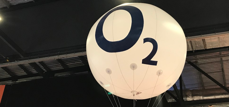 O2 will remove all carbon emissions from its network by 2025
