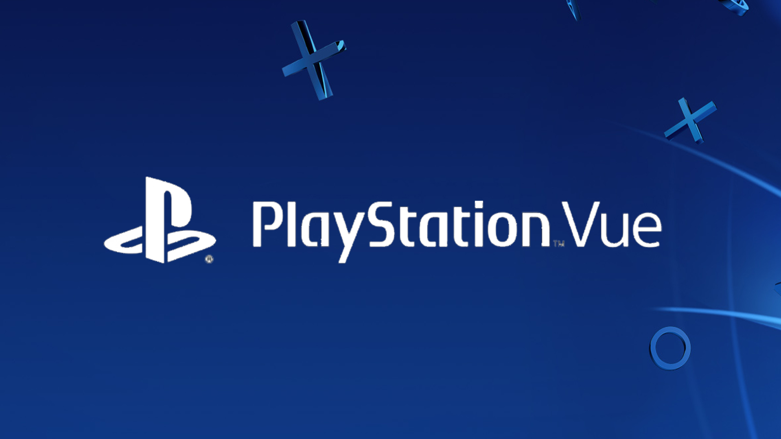 PlayStation Vue is no longer in service