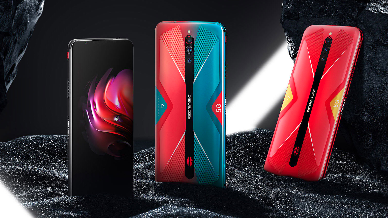 Red Magic 5G is the world's first gaming smartphone with a 144Hz display