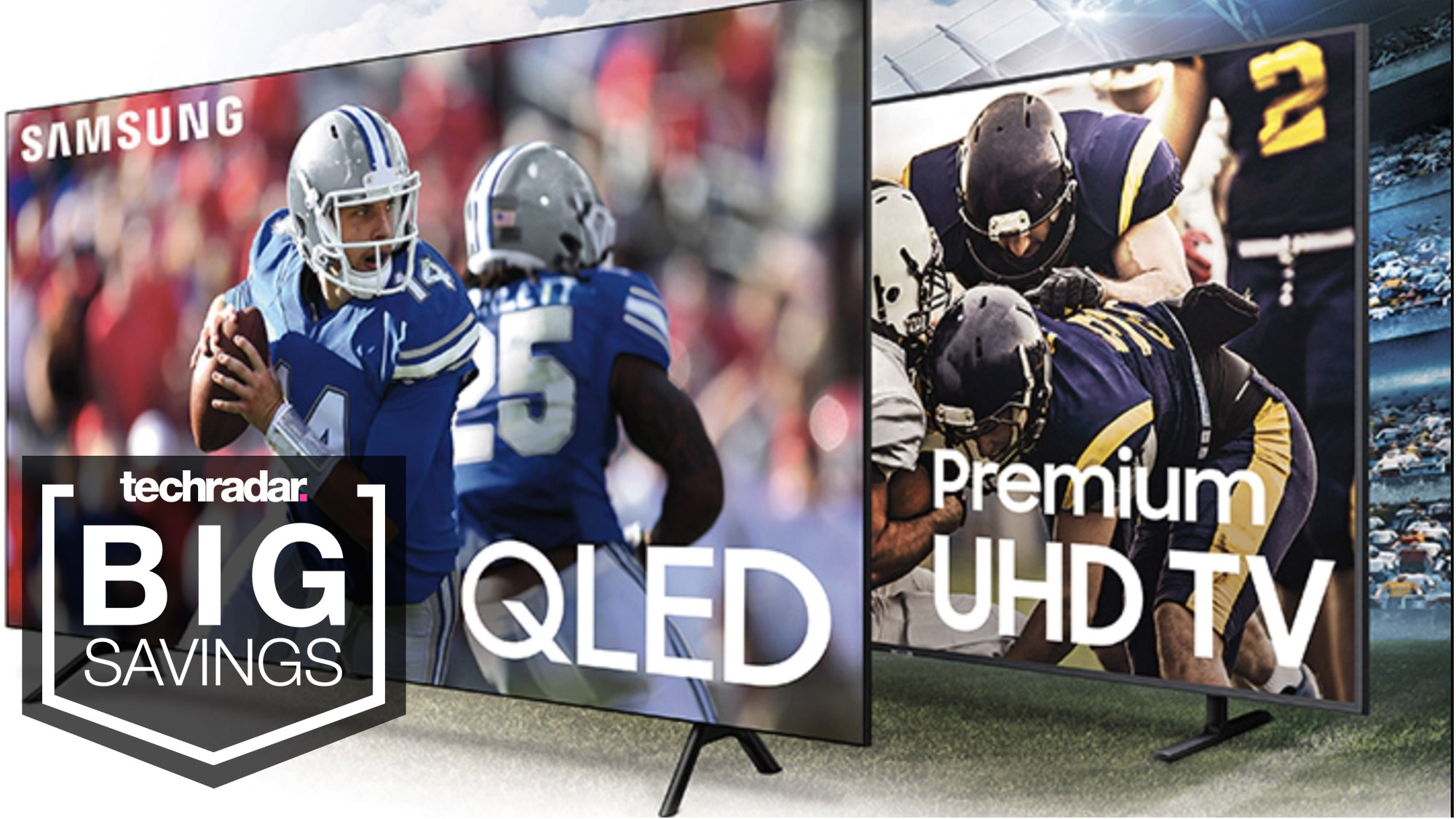 Samsung Super Bowl TV deals at Walmart: 4K TVs starting at $248