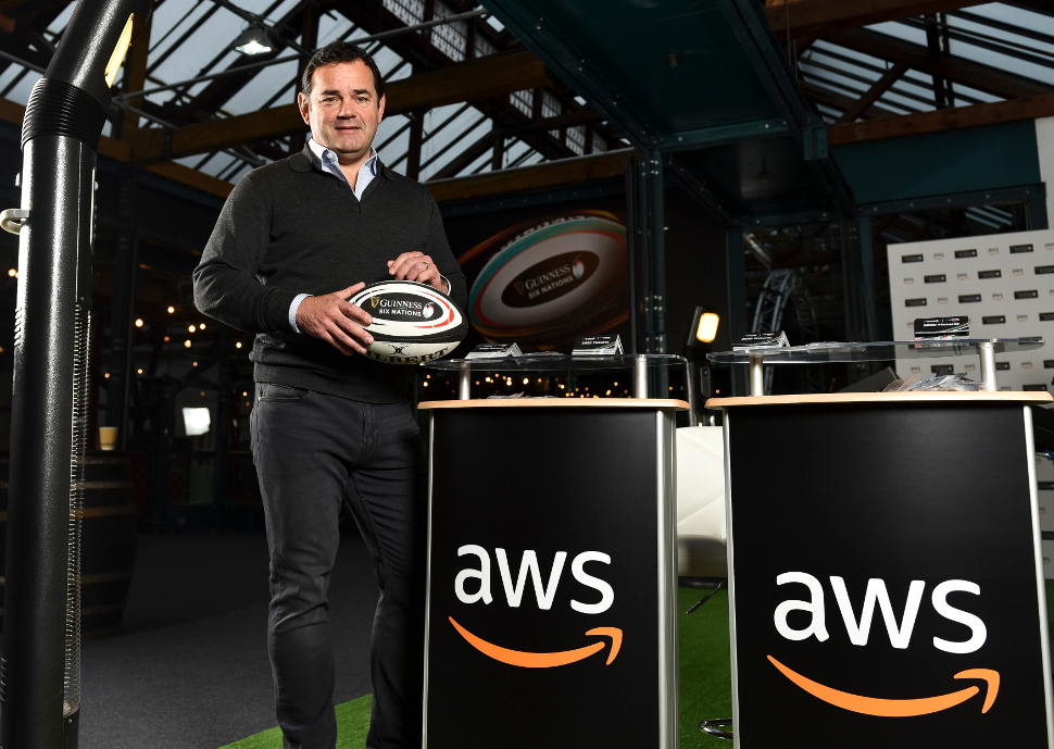 Six Nations 2020 will be the smartest yet thanks to AWS