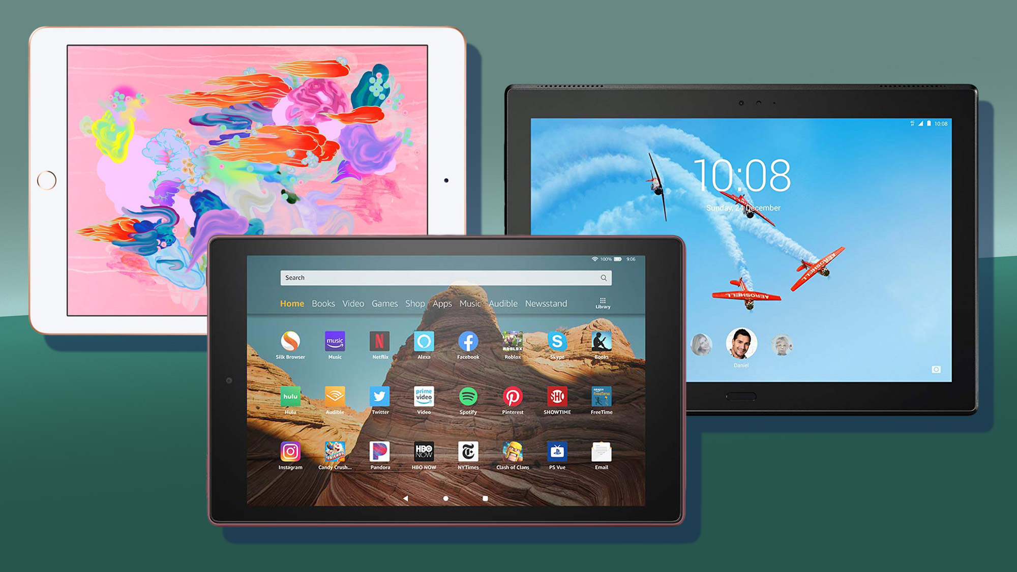 The best cheap tablets 2020: the top budget options