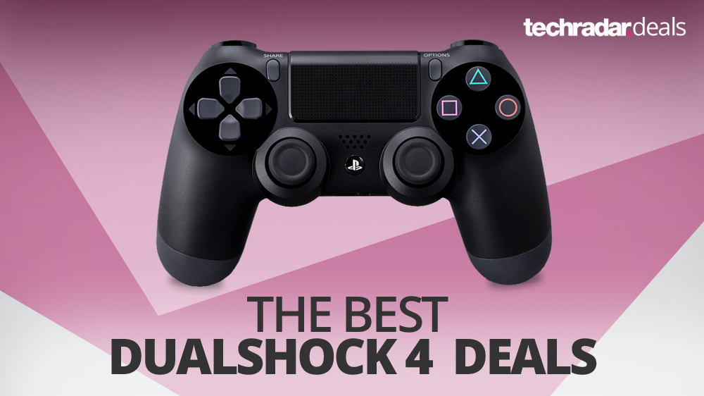 The best DualShock 4 deals for January 2020: cheap PS4 controller prices
