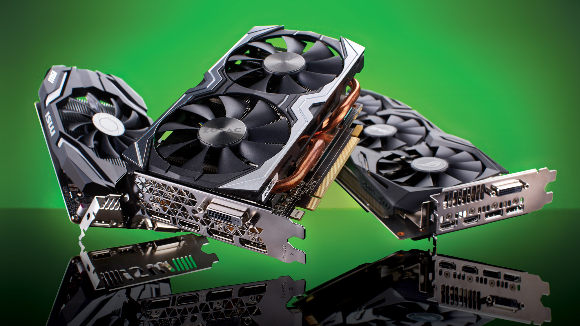 The best graphics cards 2020: all the top GPUs for gaming