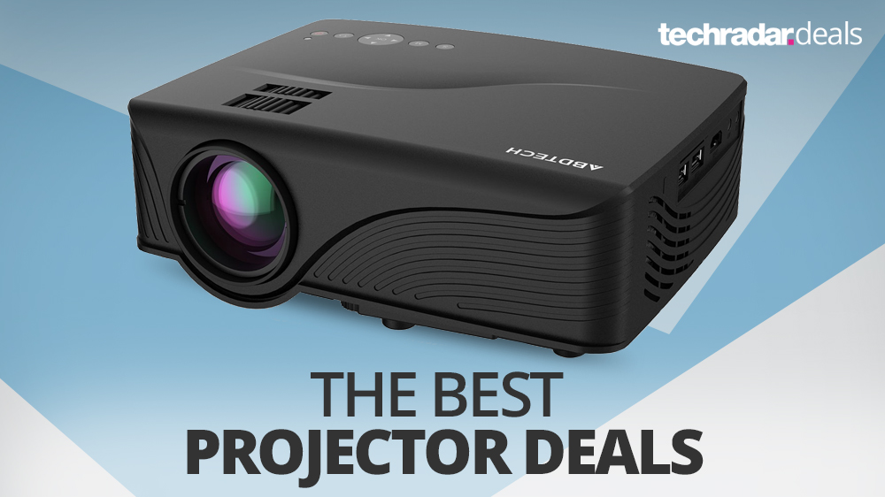 The best projector prices and sales for March 2020