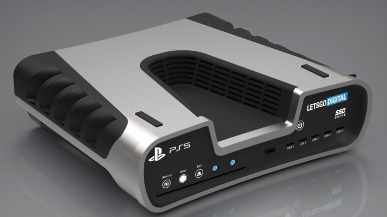 The PS5 will look nothing like its dev kit if history is anything to go by