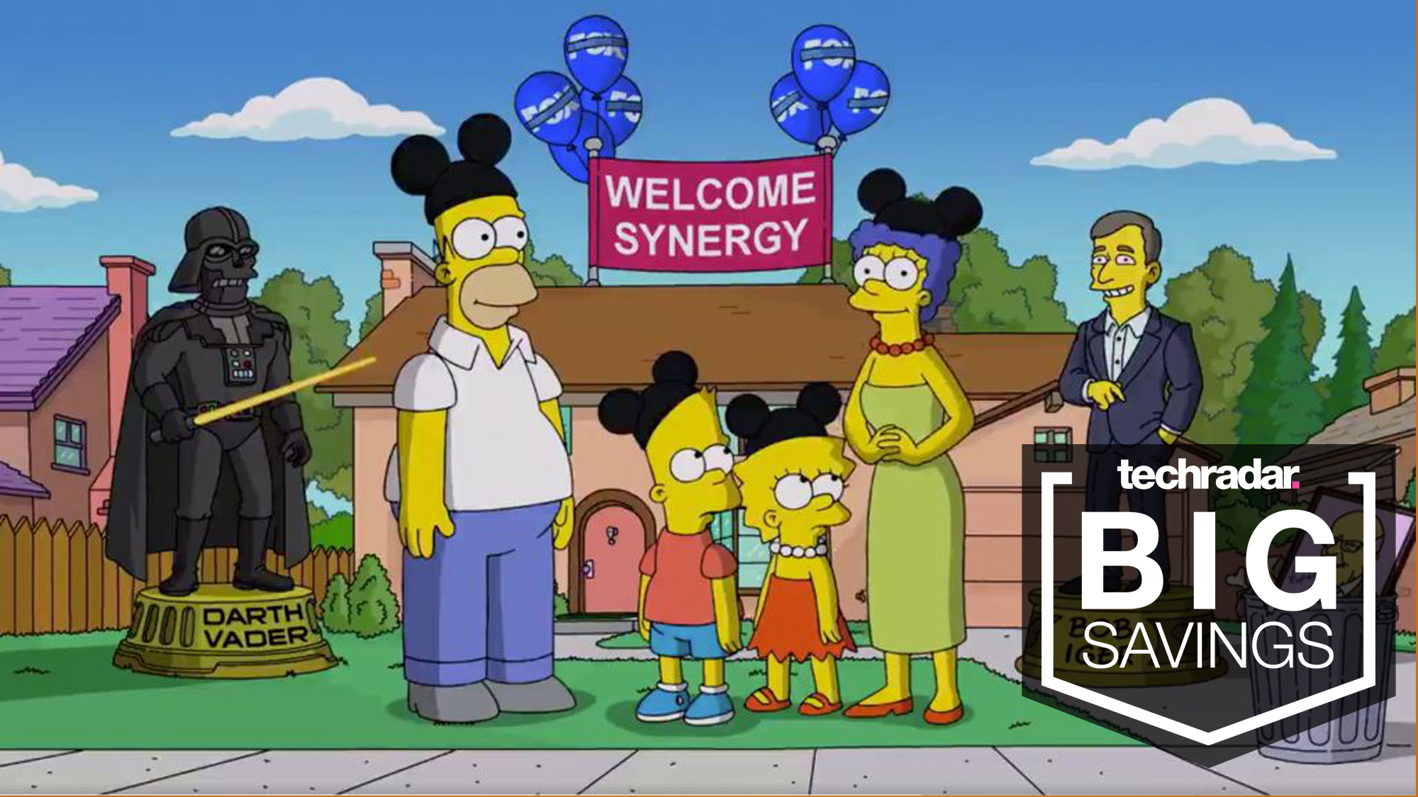 The Simpsons is likely coming to Disney Plus UK – pre-order now and save £10