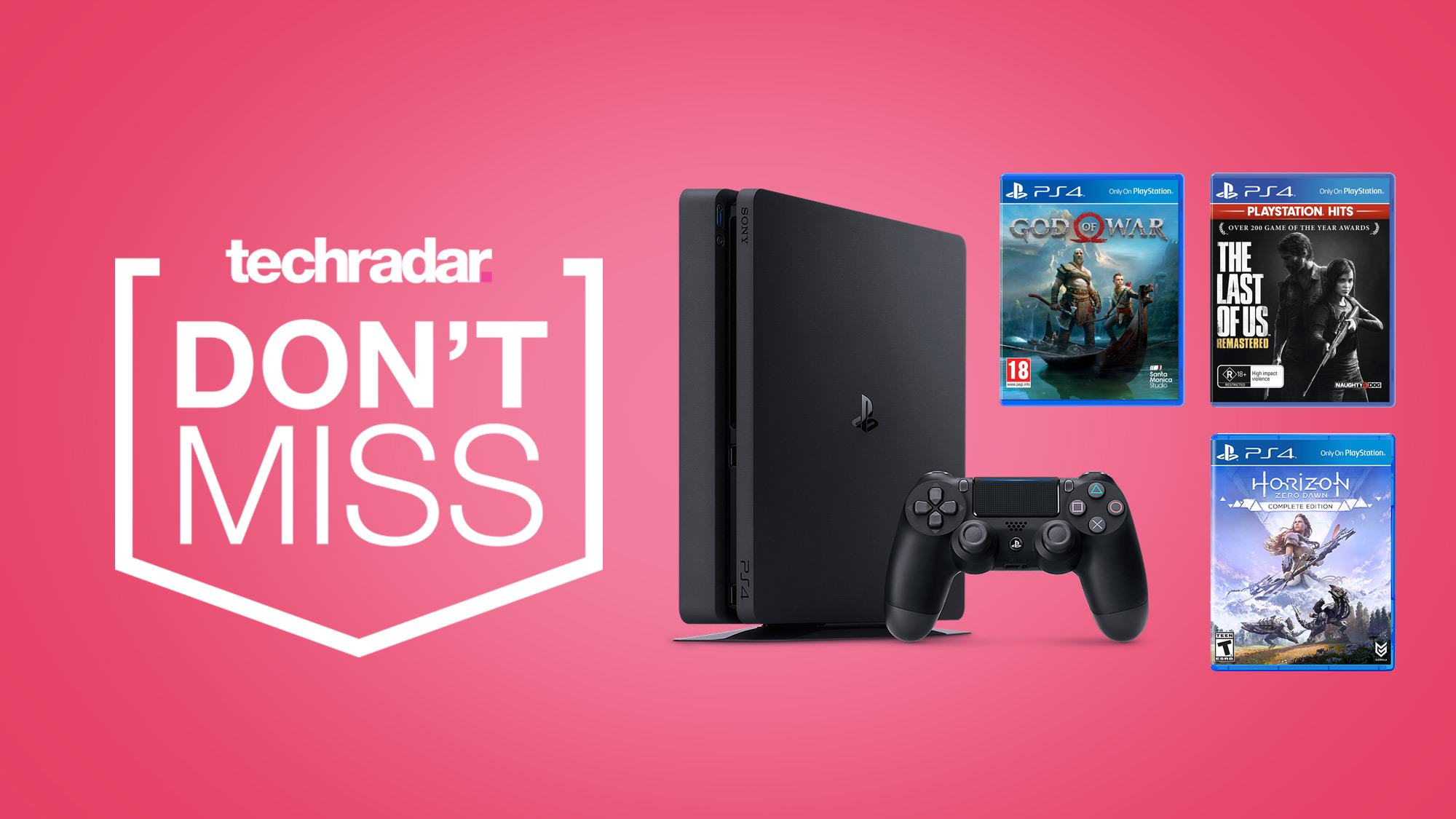 There's still time to grab a cheap PS4 bundle before prices rise again