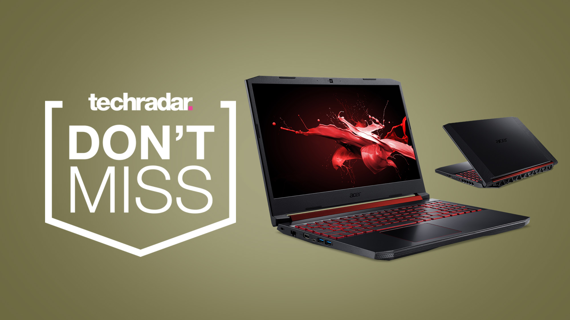 These cheap Acer Nitro gaming laptops just got even more affordable