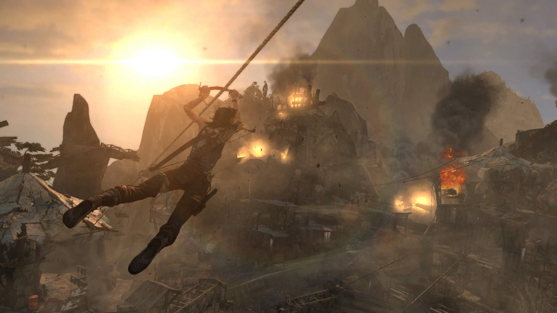 Tomb Raider is free to keep on Steam for a limited time