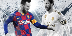 Watch Real Madrid vs Barcelona from only $10 this weekend thanks to Sling's El Clasico offer