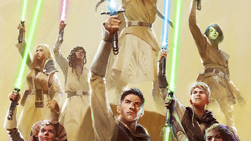 What does Star Wars: The High Republic tell us about the future of the movies?