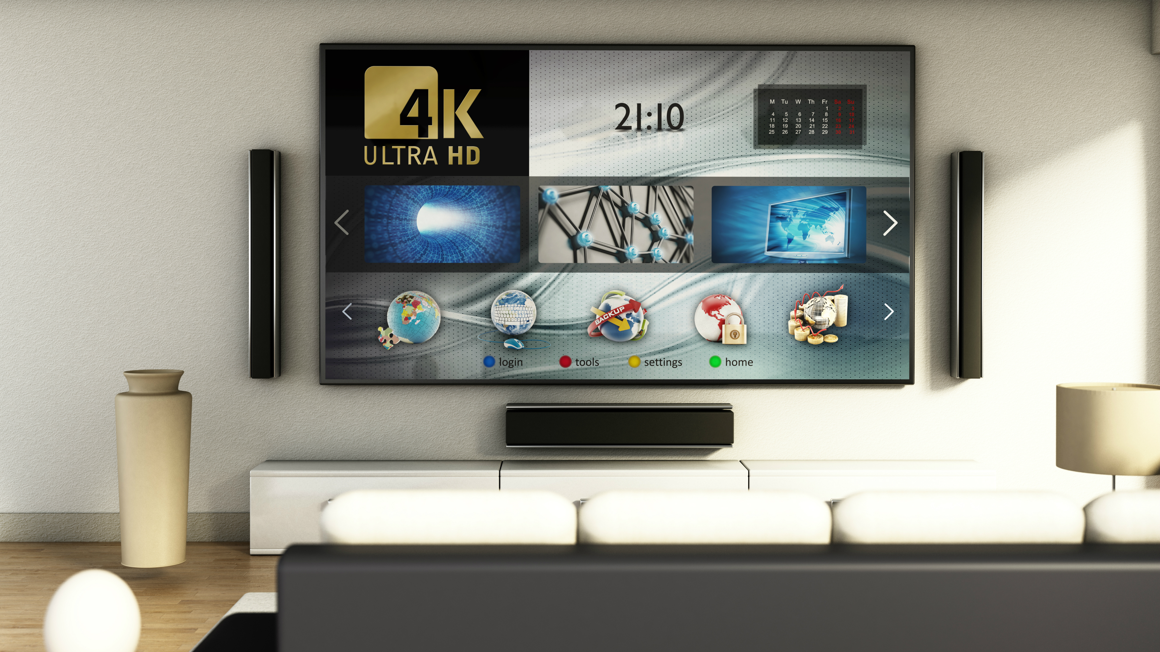 What is 4K resolution? Our guide to Ultra HD