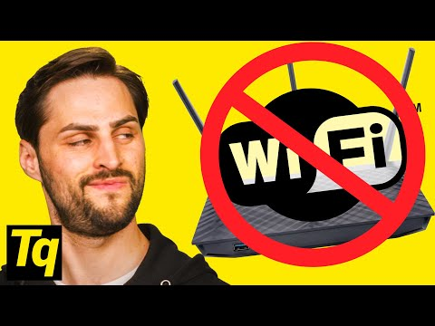 When Is Wi-Fi NOT The Answer?