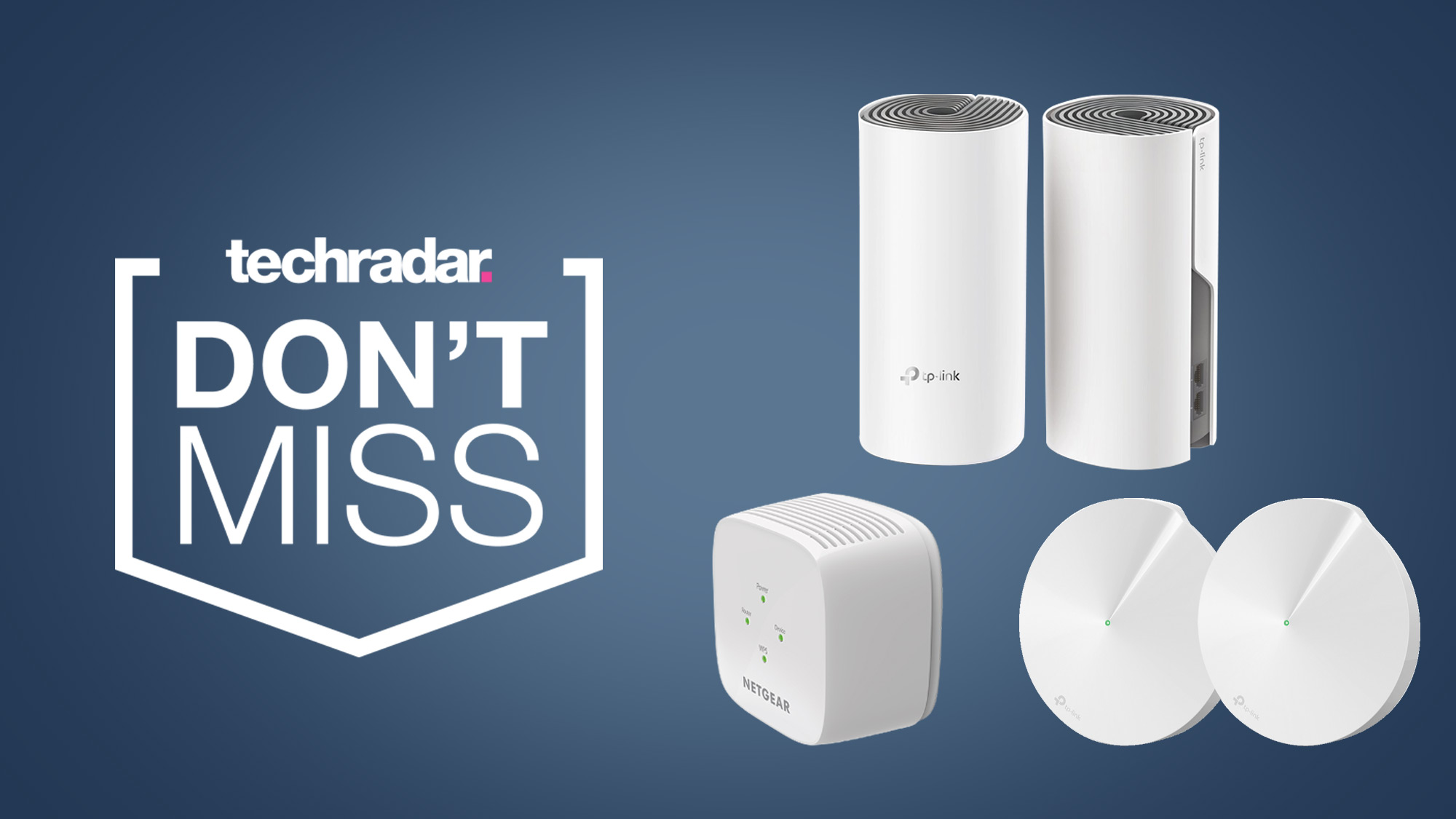 Working from home? Make sure your internet can handle it with cheap WiFi extender deals