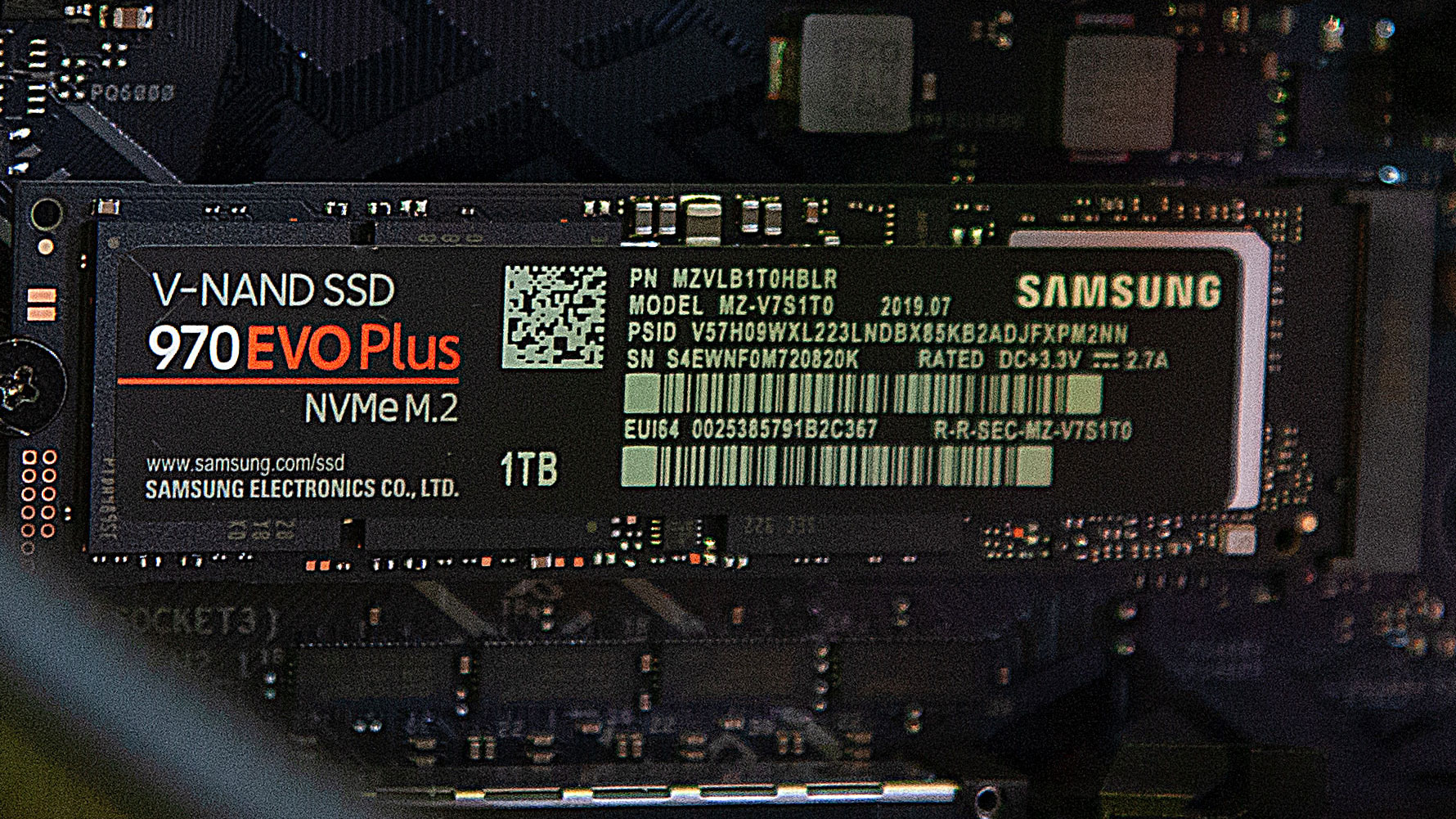 You're going to want a speedy NVMe SSD if you want to keep up with the PS5